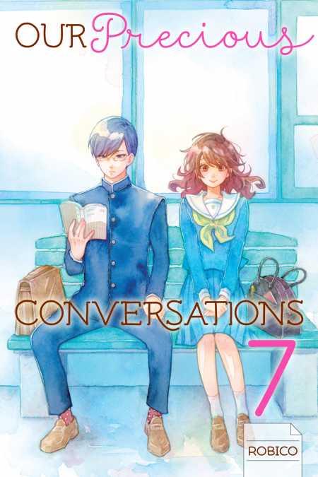 cover for Our Precious Conversations, 7