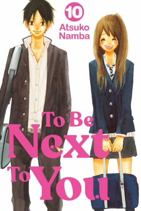 cover for To Be Next to You, 10
