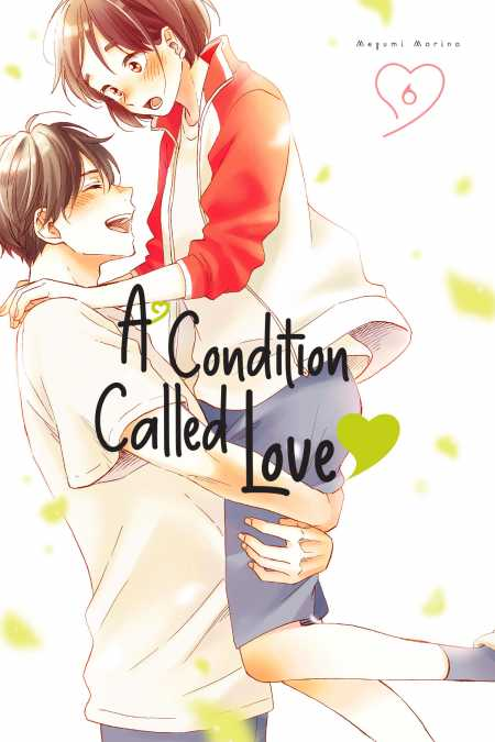 cover for A Condition Called Love, 6