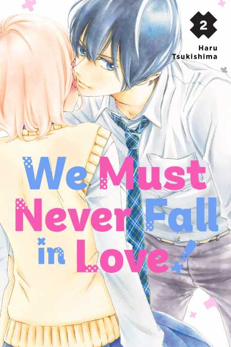 cover for We Must Never Fall in Love!, 2