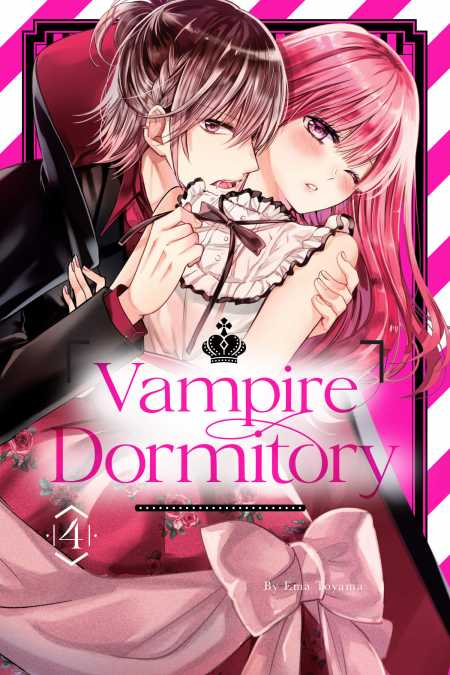 cover for Vampire Dormitory, 4
