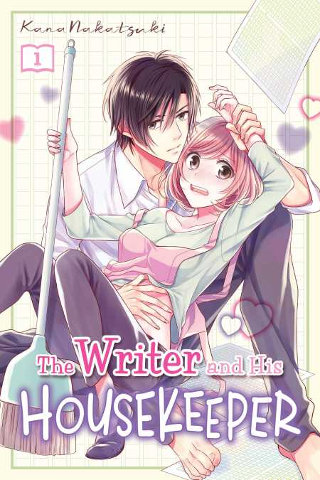 cover for The Writer and His Housekeeper, 1