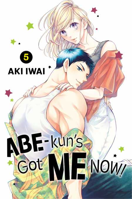 cover for Abe-kun's Got Me Now!, 5