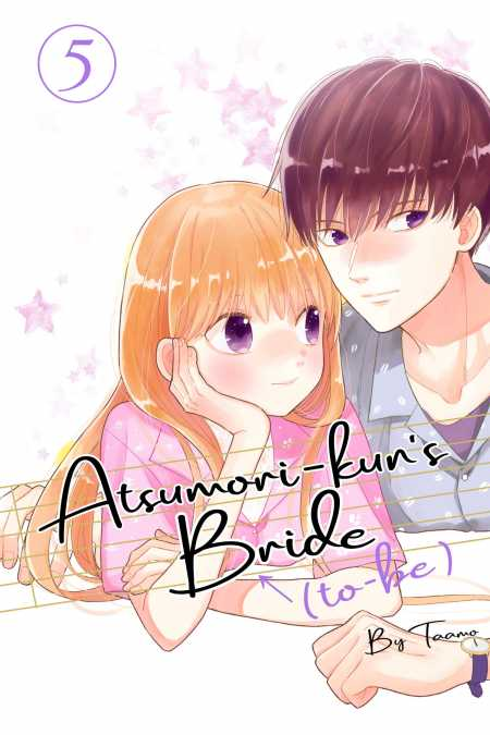 cover for Atsumori-kun's Bride-to-Be, 5
