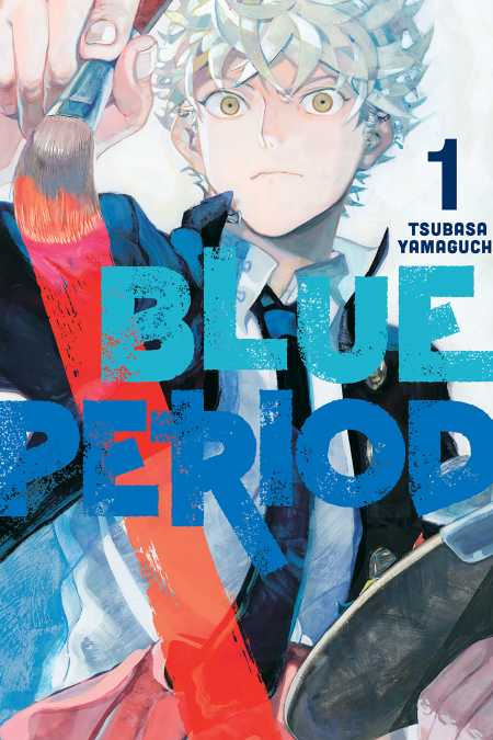 cover for Blue Period, 1