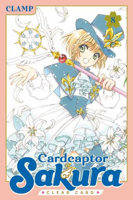cover for Cardcaptor Sakura: Clear Card, 8