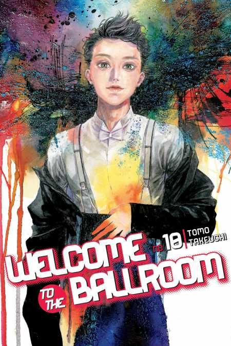 cover for Welcome to the Ballroom, 10