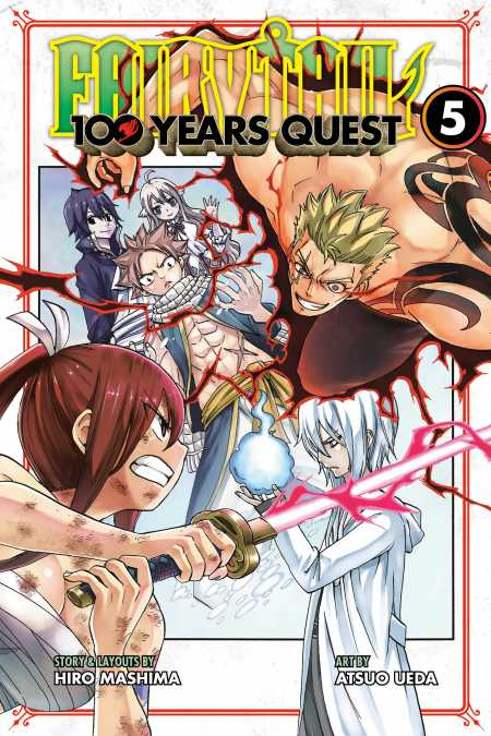 cover for Fairy Tail: 100 Years Quest, 5