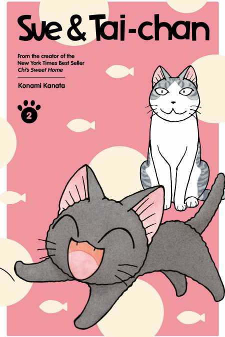 cover for Sue & Tai-chan, 2