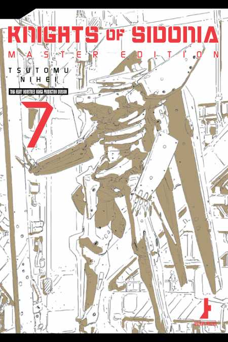 cover for Knights of Sidonia, Master Edition, 7