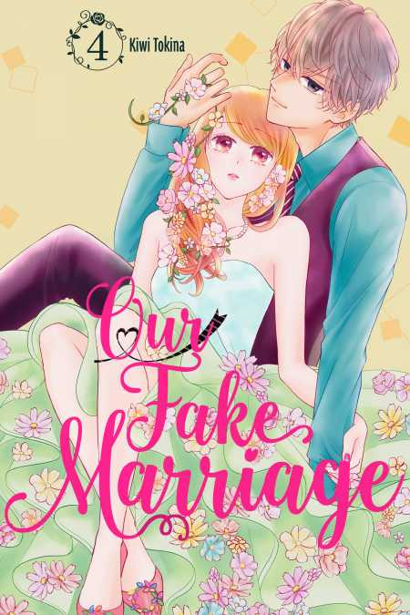 cover for Our Fake Marriage, 4