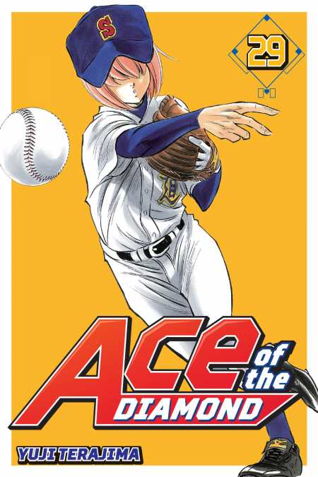 cover for Ace of the Diamond, 29