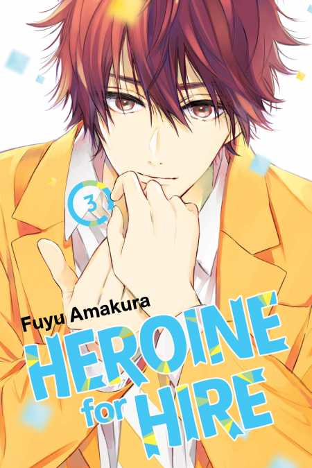 cover for Heroine for Hire, 3