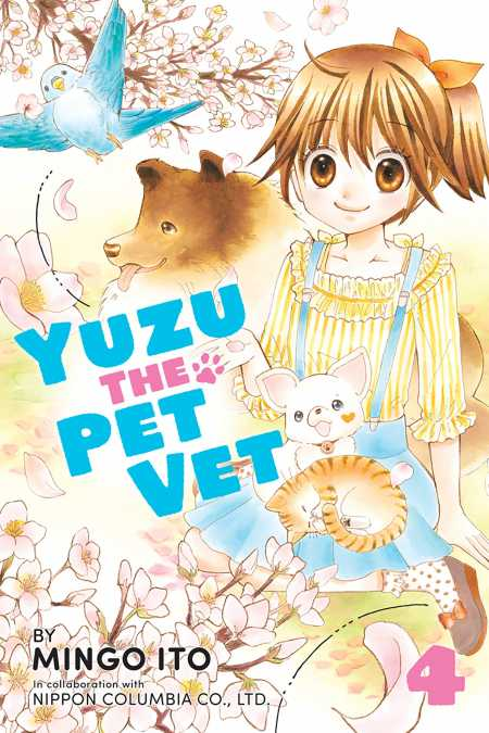 cover for Yuzu the Pet Vet, 4