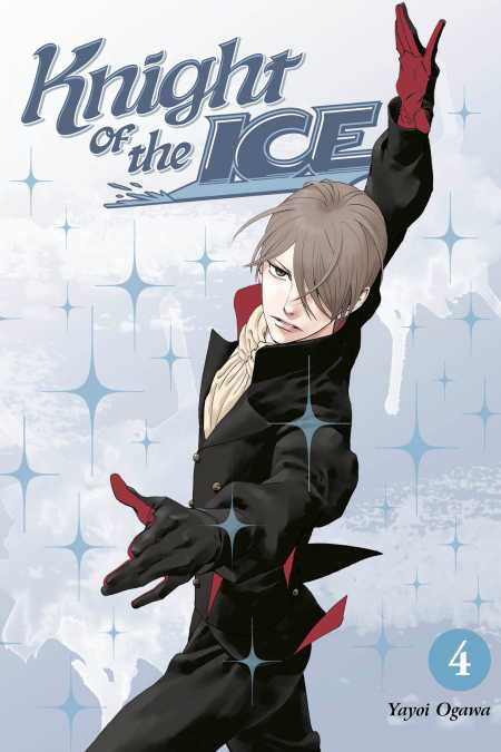 cover for Knight of the Ice, 4