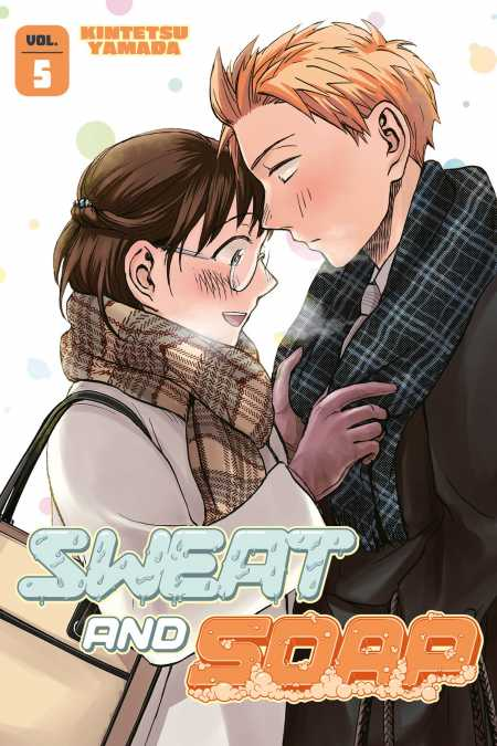 cover for Sweat and Soap, 5