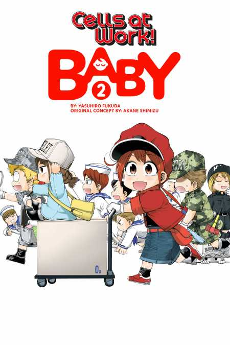 cover for Cells at Work: Baby!, 2