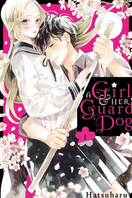 cover for A Girl & Her Guard Dog, 1