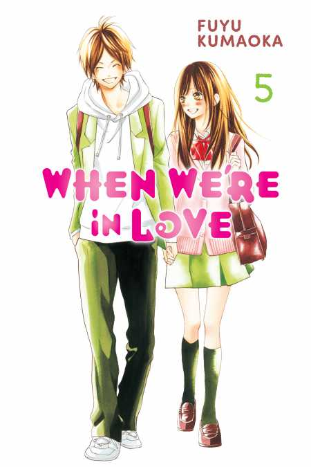 cover for When We're in Love, 5