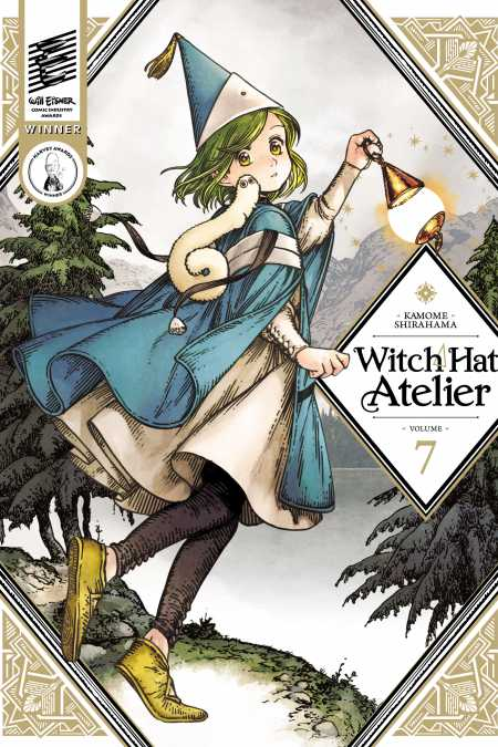 cover for Witch Hat Atelier, 7