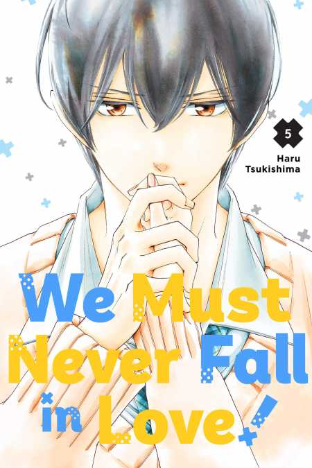 cover for We Must Never Fall in Love!, 5