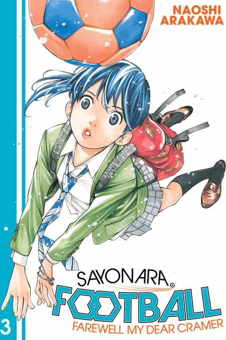 cover for Sayonara, Football, 3