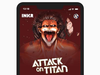 Kodansha USA Partners with INKR Comics Streaming Service