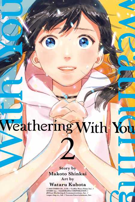 cover for Weathering With You, 2