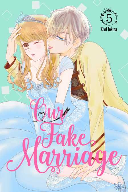 cover for Our Fake Marriage, 5