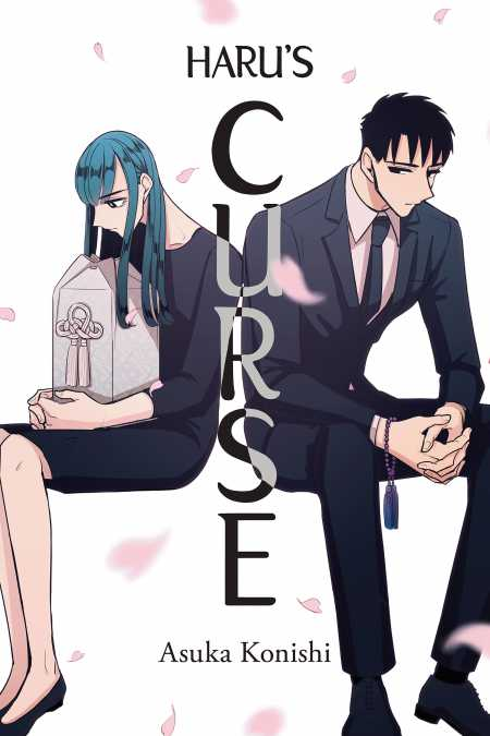 cover for Haru's Curse