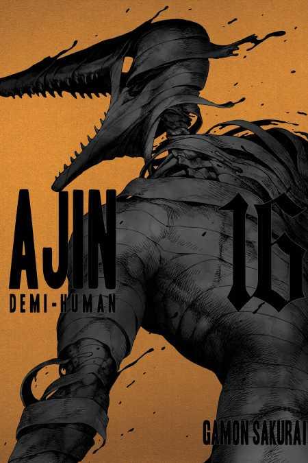 cover for Ajin: Demi-Human, 16