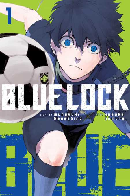 cover for Blue Lock, 1