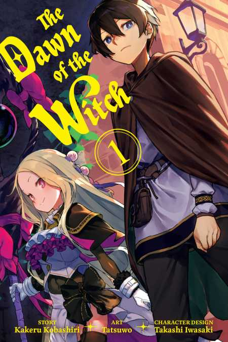 cover for The Dawn of the Witch, 1